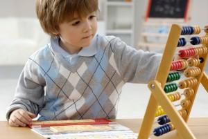 Математика для малышей в группе продленного рабочего дня в Новосибирске