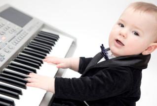 Развивающие занятия музыки для малышей в Новосибирске
